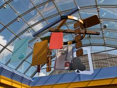 Cincinnati Mall (Travis Estell) Tags: cincinnatimall cincinnatimills forestfairmall forestfairvillage deadmall forestpark ohio unitedstates us