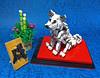 LEGO Mecha Dog-2018-12 (ToyForce 120) Tags: lego robot robots mecha mech mechanic legomech legomoc