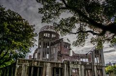 Atomic bomb dome (21mapple) Tags: atomic nuclear bomb dome hiroshima japan