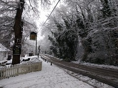 The Case is Altered Winter Scene (timku) Tags: harrow weald middlesex oldredding thecaseisaltered snow winter december greaterlondon