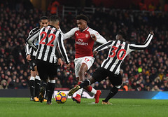 Arsenal v Newcastle United - Premier League (Stuart MacFarlane) Tags: englishpremierleague sport soccer clubsoccer soccerleague london england unitedkingdom gbr