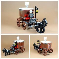Dentistry Wagon (speedyhead79) Tags: django unchained king schultz fritz dentistry wagon