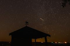 Geminids Meteor Fireball (mbryan777) Tags: geminids meteor shower 2017 fireball bartlesville oklahoma michaelbryanphotography night sky stars shootingstar
