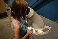 Fun at TELUS World of Science (Vegan Butterfly) Tags: telus world science homeschool homeschooling vegan child kid person learning educational fun edmonton fossil fossils dinosaur microscope