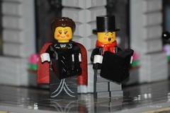 Carol singers (355/365) (Tas1927) Tags: 365the2017edition 3652017 day355365 21dec17 lego minifigure minifig