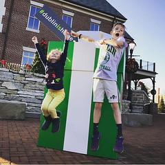 IG - jess021400 1 (Dublin, Ohio, USA) Tags: dublinishome social media campaign holidays christmas gift box historic dublin downtown coffman park recreation center