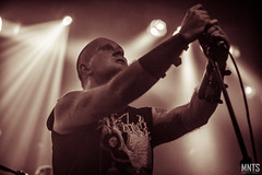 Infernal War - live in Warszawa 2017 fot. Łukasz MNTS Miętka-44