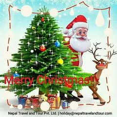 Merry Christmas (cniraula) Tags: merrychristmas happychristmas happyxmas nepaltravelandtour