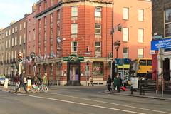 Dublin, Ireland (katelyn krulek) Tags: travel traveling travelling travels europetravel study abroad flickr exploring explore exploremore dublin ireland city building urban urbanexploring street streetview crossing