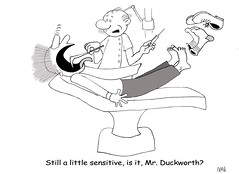 Sensitive (Ivan Kaminoff) Tags: dentist pain patient tooth toothache cartoon