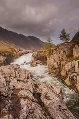 River Coe (Chris_Hoskins) Tags: rivercoe scottishlandscape wwwexpressionsofscotlandcom scottishlandscapephotography landscape waterfall scotland glencoe
