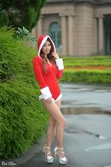 Liya (玩家) Tags: 2017 台灣 台北 自來水博物館 人像 外拍 正妹 模特兒 戶外 定焦 無後製 無修圖 taiwan taipei portrait glamour model girl female liya li outdoor d610 85mm prime