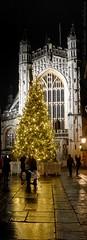 Decorated for Christmas (dksesh) Tags: seshadri dhanakoti harita panasonic dmcg6 g6 bathspa sesh seshfamily haritasya hevilambisamvatsara panasonicdmcg6 panasonicg6 cityofbath romantownofbath ccgdec2017