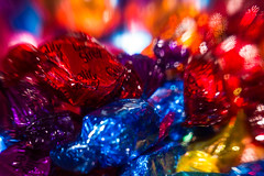 It's Not Christmas Without A Tub Of Quality Street (Other sweets are available) (Mark Wasteney) Tags: sweets food treats christmas xmas colours lensbabycomposer
