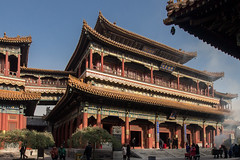 Yonghehong Lama Temple (A_Peach) Tags: beijing lamatemple yonghegong buddhist temple china mft m43 lumix panasonic microfourthird micro43 apeach anjapietsch panasoniclumixg3 olympusm918mm
