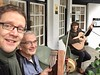 Chris Conway & Dan Britton & Martin Cole - Clovelly Herring Festival (unclechristo) Tags: chrisconway danbritton martincole clovelly herringfestival