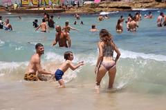 IMG_0171 (bobmendo) Tags: bondibeach bondi swimming beach water ocean tasmansea diving discipleship