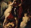 Peter Paul Rubens, Die Krönung des Tugendhelden - The hero of virtue, crowned by victory (1615 - 16) (HEN-Magonza) Tags: peterpaulrubens galeriealtemeisterdresden die krönung des tugendheldenthe hero virtue crowned by victory