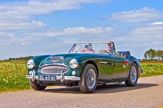Austin-Healey 3000 MK III 1965 (3131)