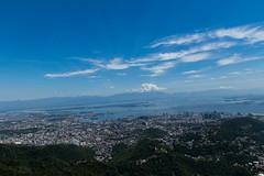 Panorámicas Río (carlosbenju) Tags: paisaje landscape naturaleza nature mar sea sky cielo blue azul brasil