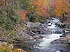 0162ex  Fall at The Sinks (jjjj56cp) Tags: littleriver gsm greatsmokymountains gsmnp greatsmokymountainsnationalpark nationalpark autumn fall colors colorful foliage cascade thesinks p900 jennypansing boulders rocks stream flowing