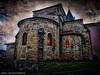 "La partie romane de l'église d'Anneyron / "" Lucifer The Light""""                                                                     _DSC0335C_DR_v1 (Pascal Rey Photographies) Tags: anneyron drôme drômedescollines auvergnerhônealpes église church kirche iglesia dramatic nikon d700 aurora aurorahdr village texture pascalreyphotographies photographiecontemporaine photos photographie photography photograffik photographierurale photographiedigitale photographienumérique nuages ciel cielo sky skies skylum hommages rocknroll lucifer light music"