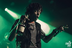 JID (thecomeupshow) Tags: goldlink jid thecomeupshow hiphop rap modclub