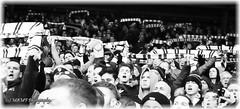 Football fanatics. (The friendly photographer.) Tags: britain blackwhite blackandwhite bw biancoenero beauty brilliant blancoynegro blanco blancoenero candid d7100 dark england enblancoynegro ennoiretblanc flickrcom excellentphoto flickr football futball fussball fútbol footballsupporters footballfans google googleimages gb greatbritain greatphotographers greatphoto image inbiancoenero interesting leeds leedsunited mamfphotography mamf monochrome nikon nikond7100 noiretblanc noir northernengland negro north photography photo pretoebranco photograph photographer people schwarzundweis schwarz uk unitedkingdom upnorth united voetbal westyorkshire yorkshire zwartenwit zwartwit zwart