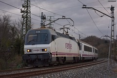 252 (firedmanager) Tags: renfe railtransport renfeoperadora tren train trena ferrocarril
