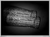 Budweiser - HMM! (E-M1.de) Tags: doubleexposure macromondays macromondaysdoubleexposure budweiser hartmutschulz mehrfachbelichtung photography bw blackwhite schwarzweis