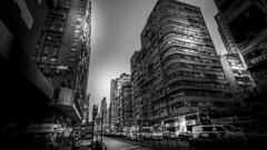 Mongkok (Gerald Ow) Tags: geraldow sony fe 1635mm f4 za oss mongkok blackwhite bw hongkong a7rii a7rmk2 a7r2 香港 旺角 building blackandwhite city ilce7rm2