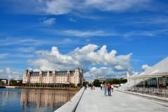 Oslo @ Juliol 2017 (vdbdc) Tags: oslo norge norway noruega bkue sky