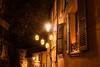 Fenêtre sur illuminations (Dinalant) Tags: fêtedeslumieres lumiere lumières lyon moucharabieh streetlight