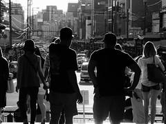 There! (gergelytakacs) Tags: kyoto 京都 kyōto sun backlight sunset shijo dori shijō 四条通 shijōdōri gion yasaka shrine 八坂神社 yasakajinja 祇園神社 gionjinja man woman car silhouette japan nippon 日本国 日本 nihon japanese streetphotography street streetphoto unposed urban urbanphoto city streetscape urbanphotography streetphotographer public space candid stranger documentary people streets documenting photo photography rue calle strada ulica utcafotó strasenfotografie улица רחוב black white monochrome blackandwhite bw blanco negro noir blanc x20 fuji fujifilm xseries x series