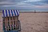 Abend am Strand (neuhold.photography) Tags: abend binz dmmerung erholung meer ostsee reise rgen sonnenuntergang strand strandkorb tourismus urlaub