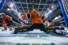 "Kansas City Mavericks vs. Colorado Eagles, December 17, 2017, Silverstein Eye Centers Arena, Independence, Missouri.  Photo: © John Howe / Howe Creative Photography, all rights reserved 2017. • <a style=""font-size:0.8em;"" href=""http://www.flickr.com/photos/134016632@N02/39138173551/"" target=""_blank"">View on Flickr</a>"