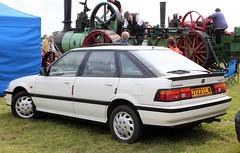 J722 LLW (1) (Nivek.Old.Gold) Tags: 1991 honda concerto ex auto 1590cc saundershonda chester