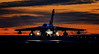 Back Track  cr (markranger) Tags: tornado gr4 night raf marham fastjet sunset