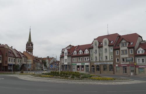 Generała Władysława Sikorskiego Street, 22.06.2017.