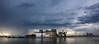 Xmas Eve Storm (AFracturedCrown) Tags: clouds cloudporn cloud storm harbour newcastle