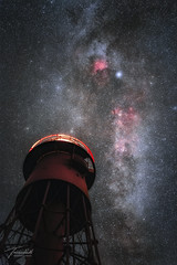 Looking up (Tannerstedt Photography) Tags: astrophotography astroscape nightscape nightphotography night nightsky stars milkyway cygnus öland sweden schweden svergie kapelludden astrometrydotnet:id=nova2424908 astrometrydotnet:status=solved