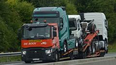 PL - De Rooy Renault Range (BonsaiTruck) Tags: de rooy renault range lkw lastwagen lastzug truck trucks lorry lorries camion camiones