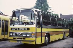 Bunty's, Withington JNV 79L (Martha R Hogwash) Tags: buntys coaches withington manchester goodwin wythenshawe jnv 79l aec reliance duple dominant york cogenhoe northampton