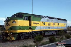 J046 CLP8 Forrestfield Loco Depot (RailWA) Tags: railwa philmelling joemoir westrail clp8 forrestfield loco depot