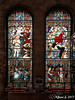 ... (Jean S..) Tags: stainedglass church indoor religion colors