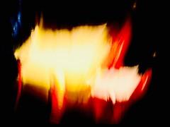 Animals and Men (Explore) (sjpowermac) Tags: animalsandmen giacomoballa futurism dynamism motion force defiance firmament baseearth class91 eyesofheavymind red yellow night speed lights