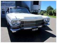 Cadillac Fleetwood, 1963 (v8dub) Tags: cadillac fleetwood 1963 schweiz suisse switzerland langenthal american gm pkw voiture car wagen worldcars auto automobile automotive old oldtimer oldcar klassik classic collector