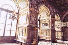 DOWN TO EARTH (J#K) Tags: château fontainebleau castle france architecture renaissance