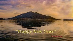Happy New Year to all friends with Love n Regards !!! (Rambonp:loves all creatures of this universe.) Tags: happynewyear tulipgardensrinagar srinagar jk kashmir tulips flowers yellow wallpaper red white trees green nature park day india paradise blue canon landscape sky clouds mountains hills hillstation touristplace tourism new 2018 happynewyear2018