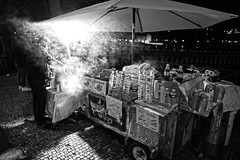 Some Like it Hot - Sigma 16mm F1.4 DC DN | Contemporary (petrwag) Tags: sony a6500 prague praha praga bw blackandwhite blancoynegro blackwhite noiretblanc noirblanc černobílé street sigma16mmf14dcdn